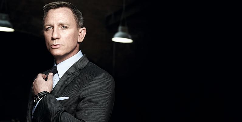 オメガ×映画007 ジェームズボンドモデルを大公開!