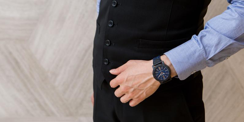 世界中のおしゃれな男に愛されるブルガリ腕時計12選