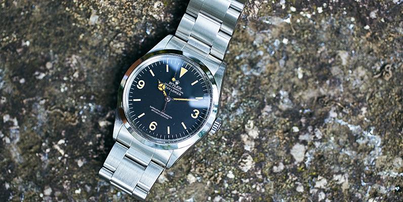 初めてのアンティーク腕時計。購入からアフターケアまで徹底ガイド
