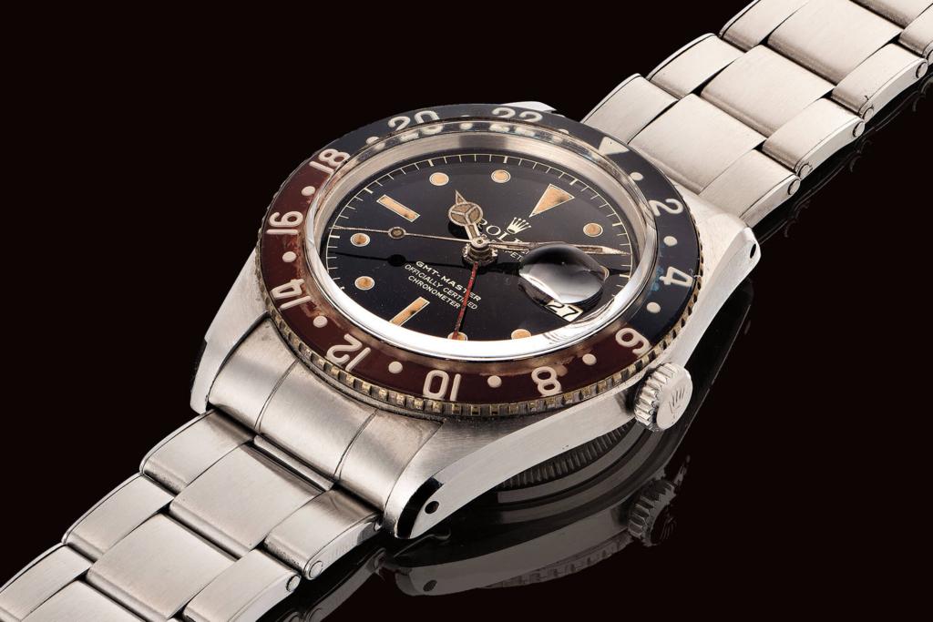 ロレックス GMTマスター 6542