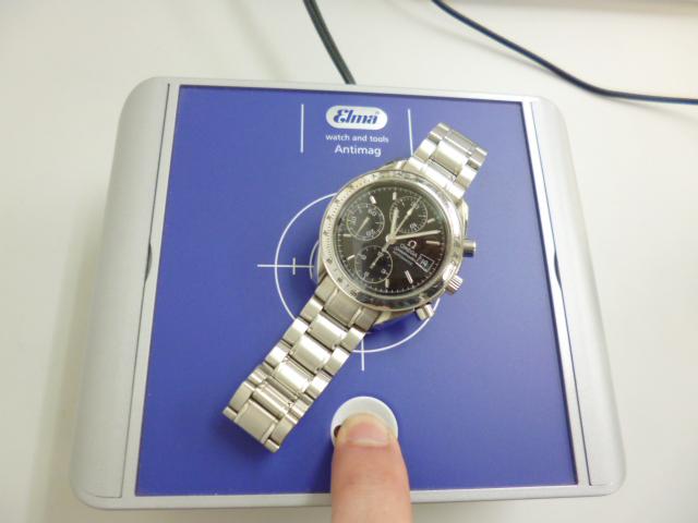 高級時計 磁気抜き