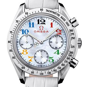 浅田真央さんが愛用している時計