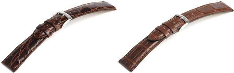 腕時計の革ベルト モレラート