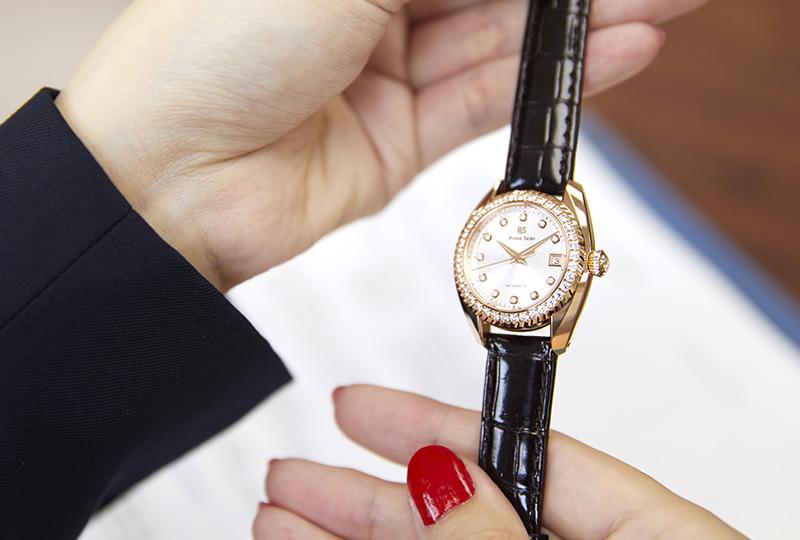 timeless design 7520f 558d9 世界中の女性たちへ贈る。日本発レディースグランドセイコーの ...