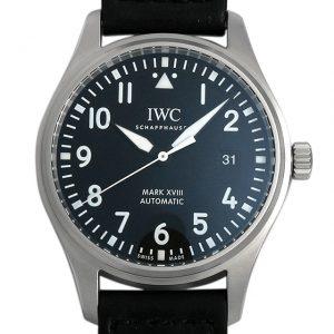IWC パイロットウォッチ マーク18 IW327001