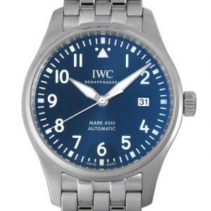 IWC パイロットウォッチ マーク18 プティ・プランス IW327014