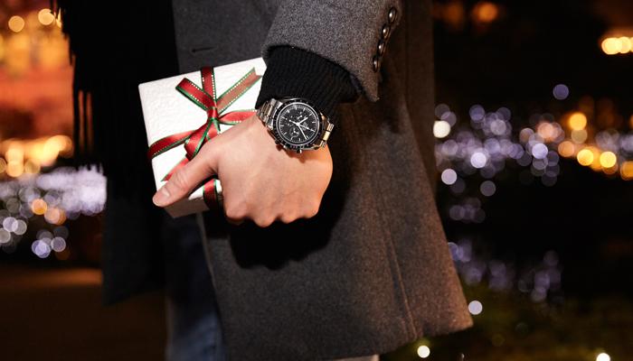 彼氏へのクリスマスプレゼント オメガ