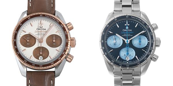 彼女へのクリスマスプレゼント 高級腕時計 オメガ スピードマスター