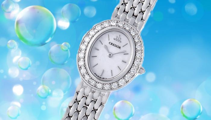 彼女へのクリスマスプレゼント 高級腕時計 セイコー