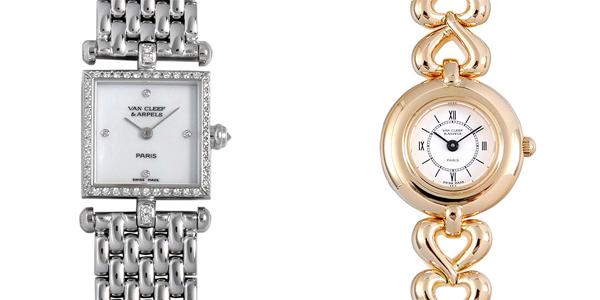 彼女へのクリスマスプレゼント 高級腕時計 ヴァンクリーフ&アーペル