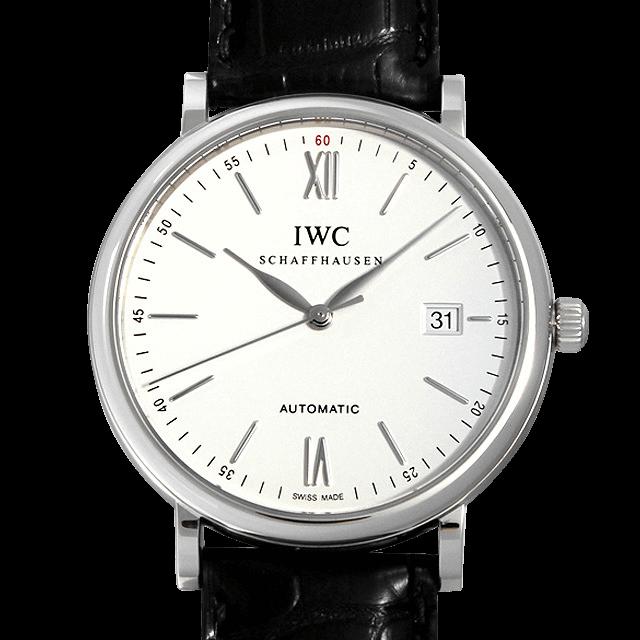 IW356501 IWC ポートフィノ シルバー/Silver