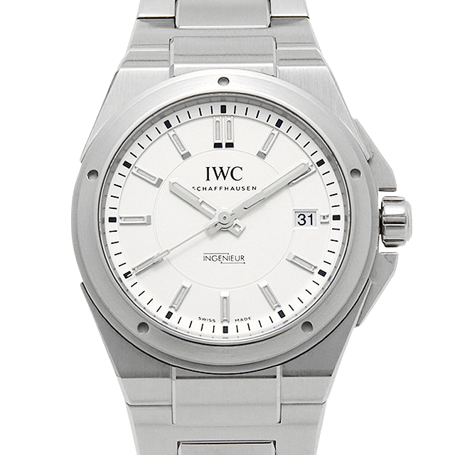 IW323904 IWC インヂュニア オートマティック シルバー/Silver